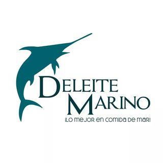 Logo de Deleite Marino 🐟