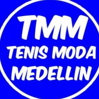 Logo de Tenis Moda Medellin TMM