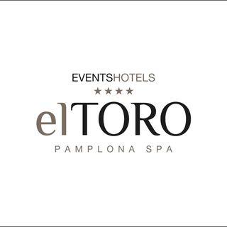 Logo de Pamplona El Toro Hotel & Spa