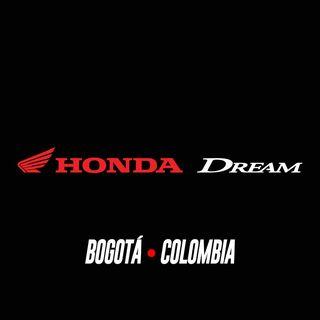 Logo de HondaDream Bogotá / CMotoStore