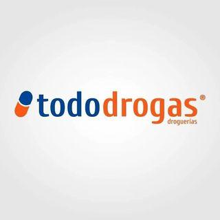 Logo de Droguería Tododrogas