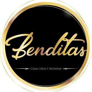 Logo de Benditas Cejas Uñas Y Pestañas