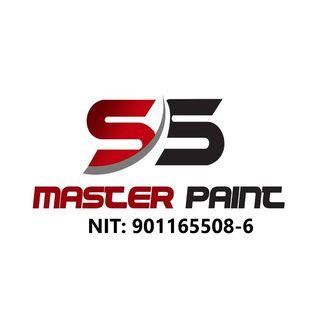 Logo de S&S Master Paint SAS