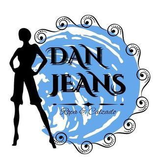 Logo de DAN JEANS (Ropa & calzado)