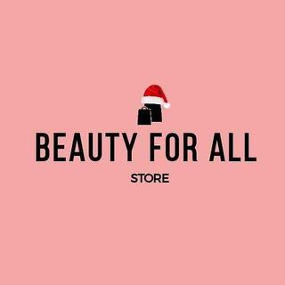 Logo de Beauty For All STORE