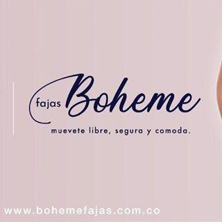 Logo de FAJAS BOHEME