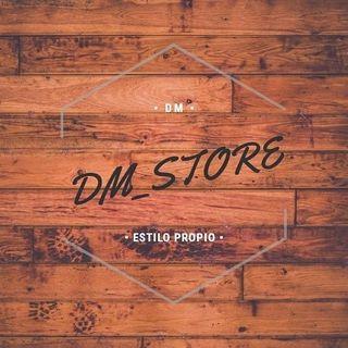 Logo de DM_STORE