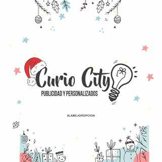 Logo de Curio City