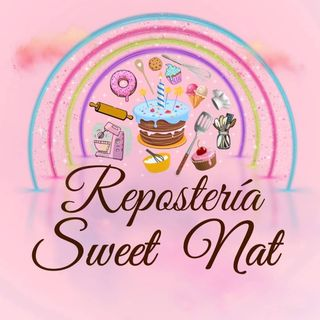 Logo de Reposteria  Sweet Nat
