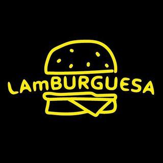 Logo de LAmBURGUESA