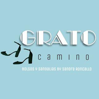 Logo de GRATO CAMINO👣