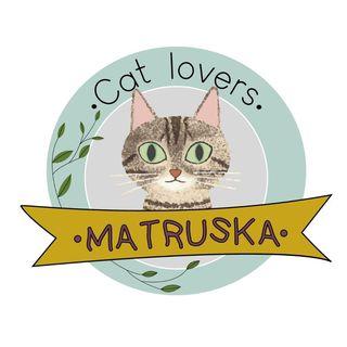 Logo de Matruska • Cat Lovers