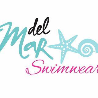 Logo de del mar swimwear