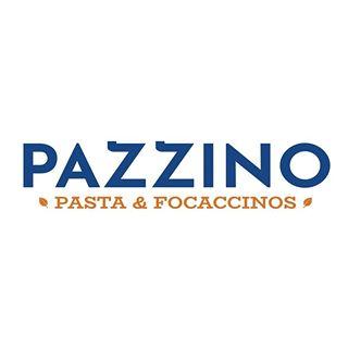 Logo de PAZZINO Pasta & Focaccinos