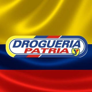 Logo de Droguerias Patria