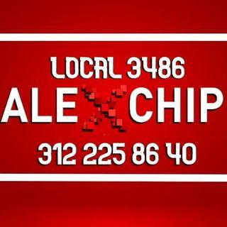 Logo de venta/reparación videojuegos