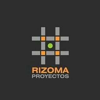 Logo de RIZOMA Proyectos