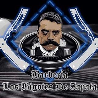 Logo de Barbería Los Bigotes de Zapata