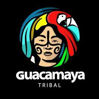 Logo de GUACAMAYA TRIBAL MOCHILA WAYUU