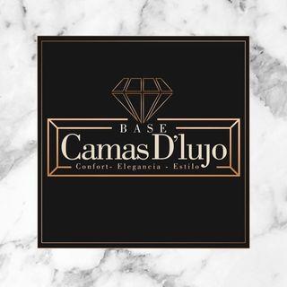 Logo de Base Camas D'lujo