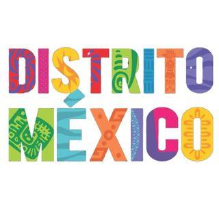 Logo de Restaurante Distrito Mexico