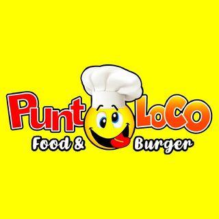 Logo de Punto Loco || Comida Diferente