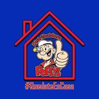 Logo de Distribuidora Popeye