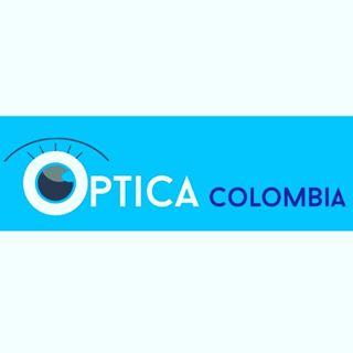 Logo de ÓPTICA COLOMBIA