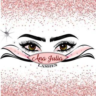 Logo de AnaJulia Lashes