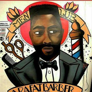 Logo de Arafat Barbershop