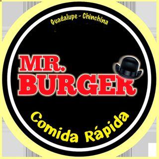 Logo de Mr Burger cr