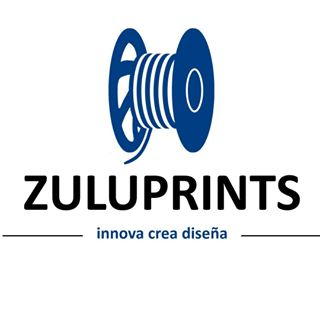Logo de Zuluprints