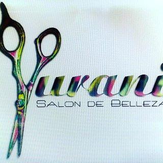 Logo de yurani salon de belleza💇♀️💅
