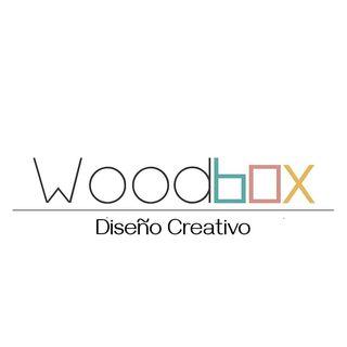 Logo de WoodBox Diseño