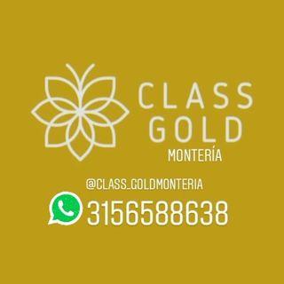 Logo de Class_goldmonteria