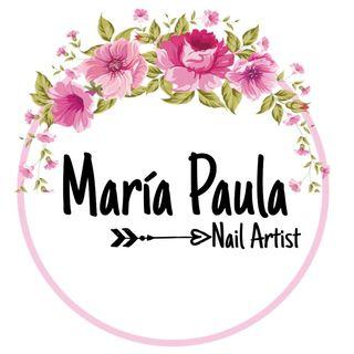 Logo de MARIA PAULA NAILS at home🏠