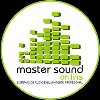 Logo de Mastersound Bucaramanga