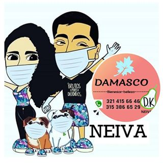 Logo de DAMASCO Pera🍐Alpargatas NEIVA