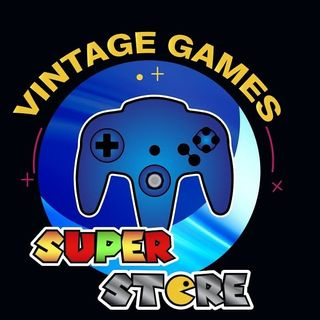 Logo de vintagegamessuperstore