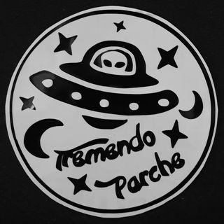 Logo de tremendo parche