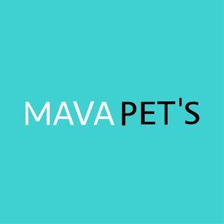 Logo de MAVA PET'S 🐾