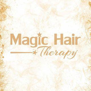 Logo de Magic Hair Medellín