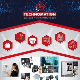 Logo de Technomation Security