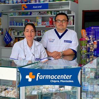 Logo de Droguería Farmacenter Chipre