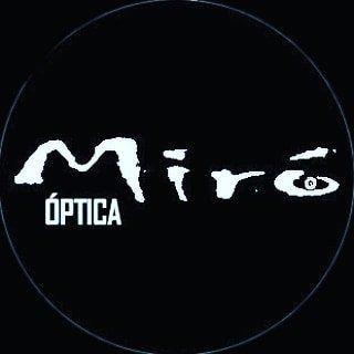 Logo de 🕶️Optica Miró👓