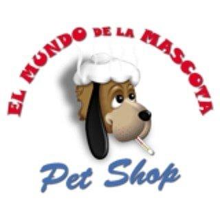 Logo de Mundo de la mascota petshop