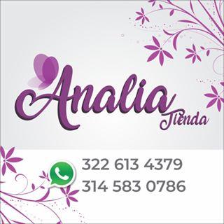 Logo de Analia Tienda