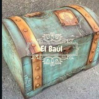 Logo de El Baúl