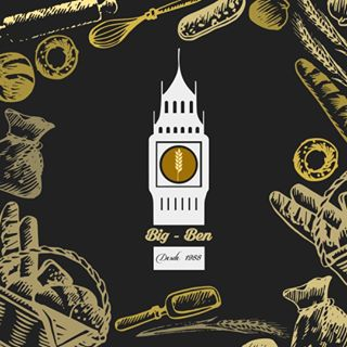 Logo de Panadería y Pastelería Big-Ben