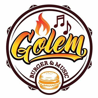 Logo de Golem Burger&Music